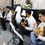 فراخوان کنسرت هنرجویی شهریور ماه ۹۴ آموزشگاه موسیقی گام