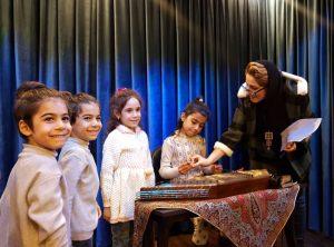 آموزش موسیقی کودک در کرج