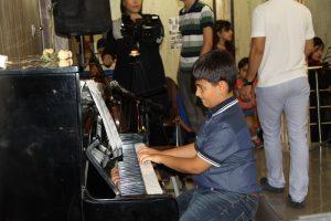 اجرای هنرجویان مرداد ماه 95 آموزشگاه موسیقی گام