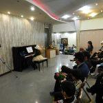 اجرای تخصصی پیانو اسفند ۹۴ آموزشگاه موسیقی گام