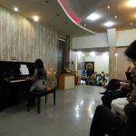 اجرای تخصصی پیانو اسفند 94 آموزشگاه موسیقی گام