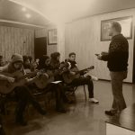 فراخوان تشکیل کلاسهای گروه نوازی گیتار استاد فقیهی
