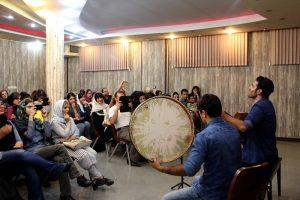 فراخوان اجرای هنرجویی مهرماه 95 آموزشگاه موسیقی گام