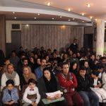 اجرای هنر جویان اموزشگاه موسیقی گام آذر ماه ۹۵