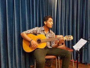 اجرای هنرجویان آموزشگاه موسیقی گام تیر 96