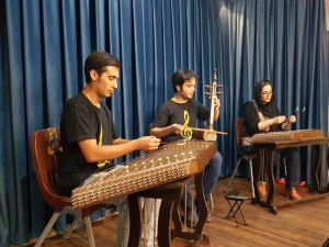 اجرای هنرجویان آموزشگاه موسیقی گام شهریور 96