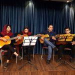 اجرای هنرجویان آموزشگاه موسیقی گام آذر ۹۶