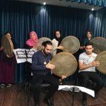 اجرای هنرجویان آموزشگاه موسیقی گام تیر ۹۷