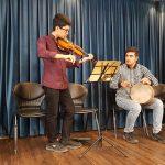 کنسرت هنرجویان آموزشگاه موسیقی گام شهریور 97